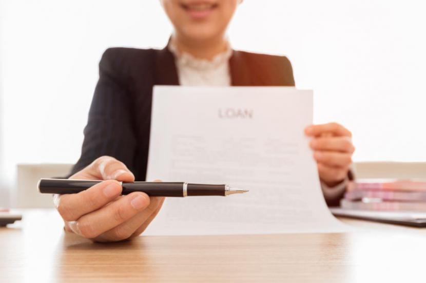 pengajuan pinjaman